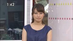 枡田絵理奈アナ二の腕おっぱい画像