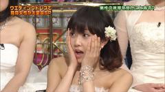 木南晴夏のウエディングドレス画像
