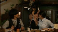倉科カナのYシャツ横乳画像