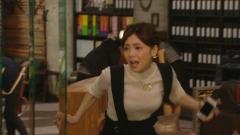 倉科カナ白透けニットセーター乳画像6