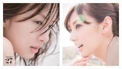 北川景子クローズアップ画像