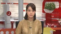 八木麻紗子アナの凄いシースルー画像