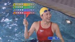 田中雅美の競泳水着の乳首画像