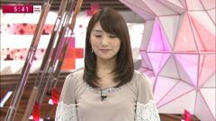 松村未央アナ乳首透け画像2