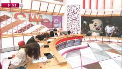 松村未央アナ乳首透け画像6
