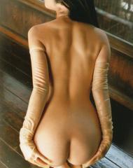 壇蜜が尻を開く画像