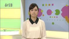 上條倫子アナ透け透けシースルー画像4