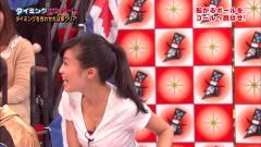 小島瑠璃子胸チラ画像