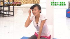 小島瑠璃子のTシャツおっぱい画像