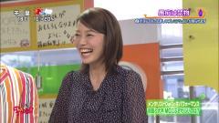 佐藤良子アナのシースルー衣装画像