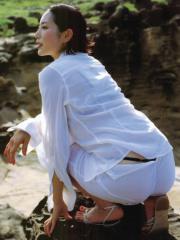 木村多江のプリケツTバック画像