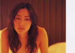 木村多江の髪ブラトップレス画像