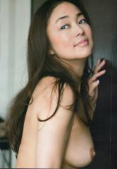 中島知子乳首出しヌード画像