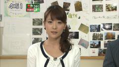 森葉子アナ画像