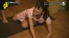 生野陽子アナのおっぱいモロ出しの危機画像