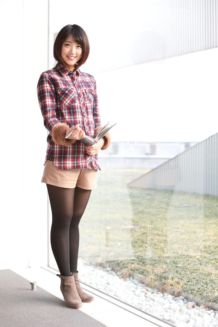 竹内由恵アナのパンツが食い込んでいて尚かつ透けていると話題に ...