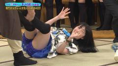 大島優子27時間TV太ももパンチラ画像