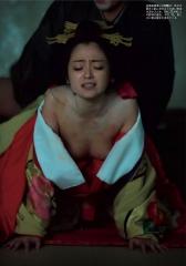 安達祐実「花宵道中」乳首画像4