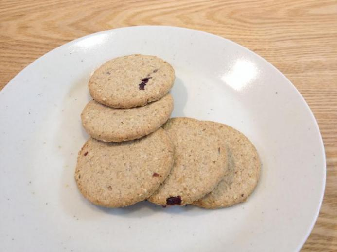 Nairn's Inc, Oat Cookies, Mixed Berries, 7.1 oz (200 g) $3.98_2