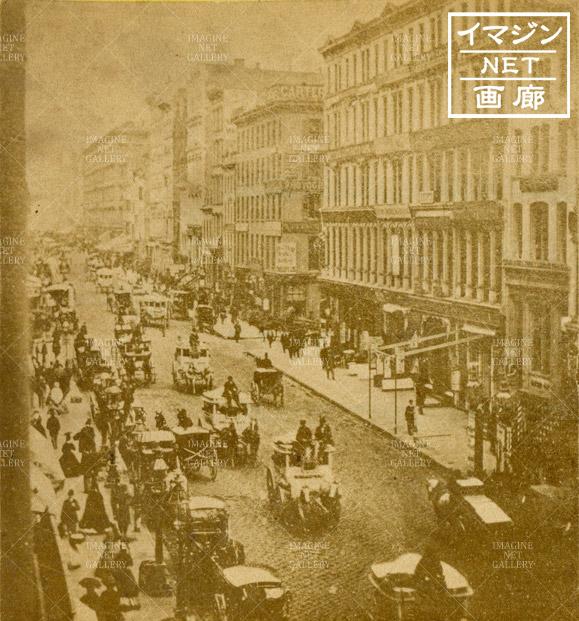 1860年代ブロードウェイ
