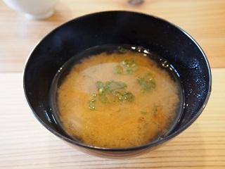 20130322三心五観味噌汁