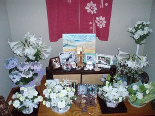 20100615直美祭壇