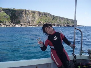 20071022南岸ガオーボート直美