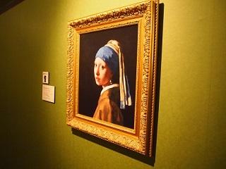 20130402フェルメール真珠の耳飾りの少女