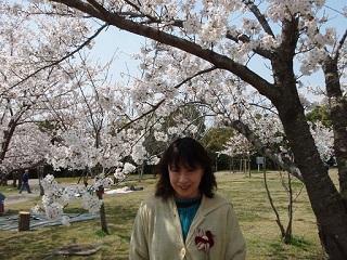 20080405西神中央公園桜直美