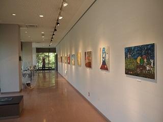 20130512月の庭絵本原画展示
