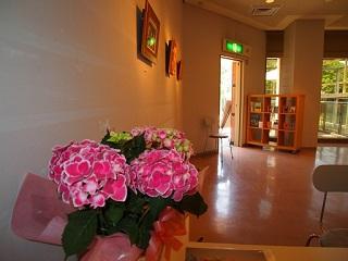 20130514月の庭受付の花