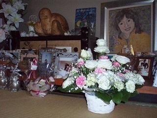 2013生花祭壇