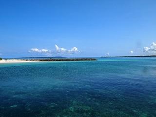20130527宮古島朝クリマビーチ