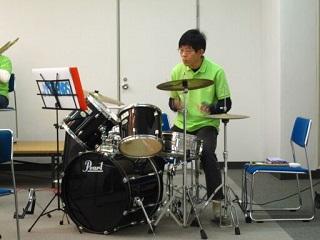 スプリングコンサートドラム20110327