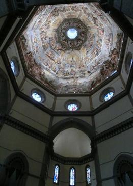 フィレンツェ クーポラ4