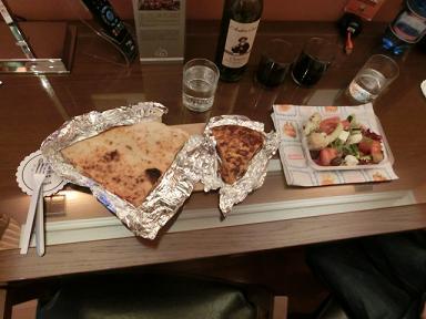 フィレンツェ夕食