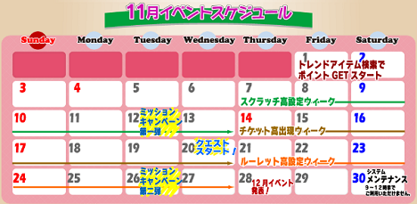 『リードメール』11月イベント1