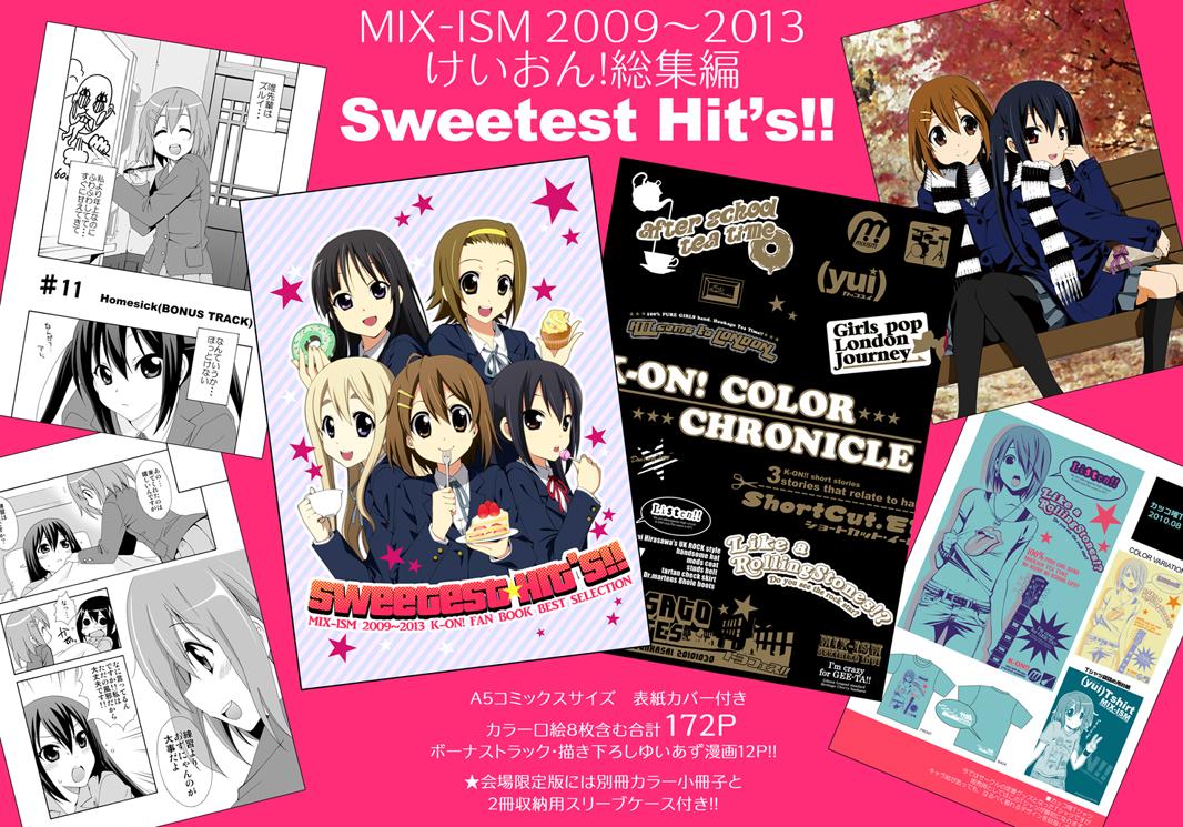イヌイブログ MIX-ISM 夏コミ販売物詳細その1 【けいおん!】