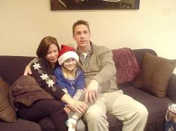 4 Chris family