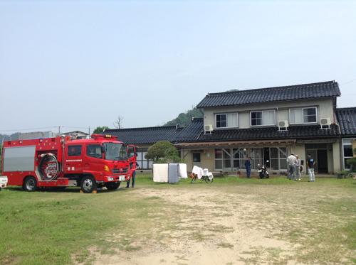 0808消防車