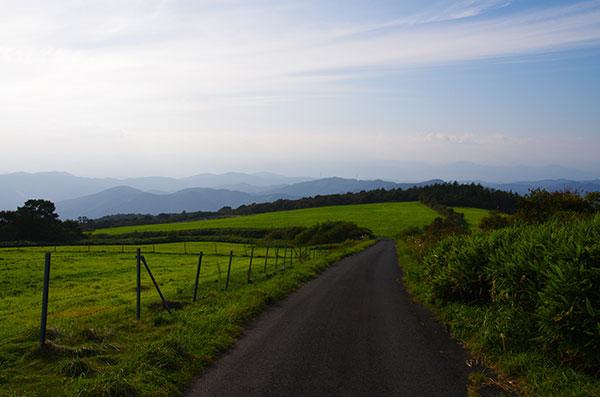 寺沢高原の秋