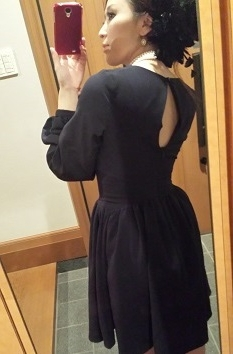 ASOS ドレス2