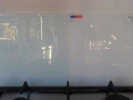 Glass colour sample