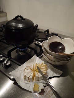スープ&カマンベール