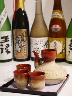 Sake lecture