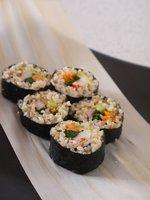 Brown-rice&Vege rolls