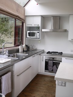 Kitchen from Dining - L