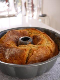 Amish cake whole