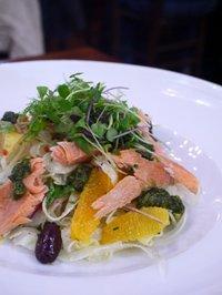 Salmon salad-S