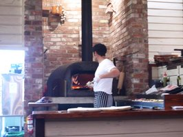 Pizza oven-S